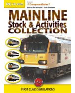 Mainline Stock & Activities Collection: Add-On for Microsoft Train Simulator (PC CD) (New)