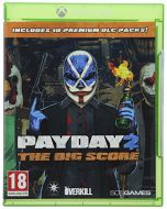 Payday 2 The Big Score (Xbox One) (New)