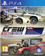 The Crew Ultimate Edition (PS4) (New)