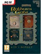 Baldur's Gate: 4 in 1 Box Set (PC DVD) (New)