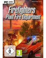 Firefighters Plant Fire Department (PC DVD) (New)