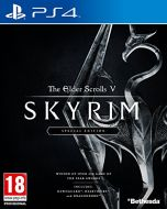 Elder Scrolls V: Skyrim Special Edition (PS4) (New)