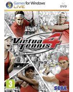 Virtua Tennis 4 (PC) (New)