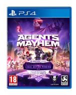 Agents of Mayhem: Day One Edition (PS4) (New)