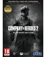 Company of Heroes 2: Platinum Edition (PC CD) (New)