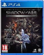 Middle-earth Shadow of War (Silver Edition) (PS4) (New)
