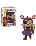 Funko Five Nights At Freddys Pizza Simulator-Rockstar Foxy Collectible Figure (New)