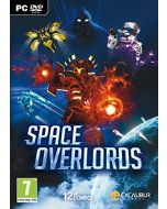 Space Overlords (PC DVD) (New)