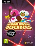 Laser Disco Defenders (PC DVD) (New)