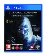 Middle-Earth: Shadow of Mordor GOTY (PS4) (New)