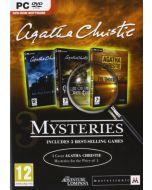 Agatha Christie Triple Pack (PC) (New)