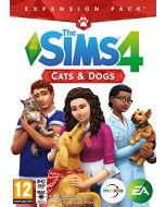 The Sims 4 Cats and Dogs (PC) New)