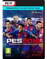 PES 2018 (PC DVD) (New)
