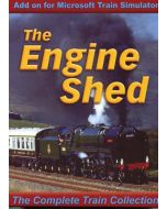 The Engine Shed Add-On for MS Train Simulator (PC) (New)