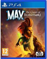 Max The Curse of Brotherhood (PS4) (New)