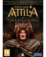 Total War Attila: Tyrants and Kings (PC CD) (New)