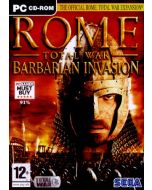 Rome Total War Barbarian Inv Exp (PC) (New)