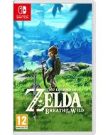 The Legend of Zelda: Breath of the Wild (Nintendo Switch) (New)