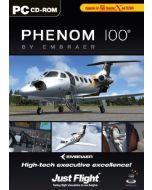 Embraer Phenom 100 (PC DVD) (New)