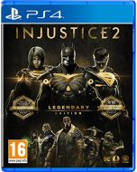 Injustice 2 Legendary Edition (PS4) (New)