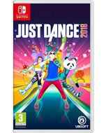 Just Dance 2018 (Nintendo Switch) (New)