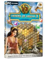 Heroes of Hellas 3: Athens with Vacation Mogul Free (PC CD) (New)