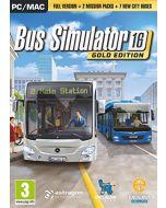 Bus Simulator 2016 Gold Edition (PC DVD) (New)