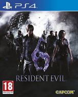 Resident Evil 6 HD (PS4) (New)