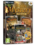 Hidden Mystery Triple Pack (PC CD) (New)