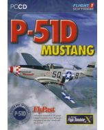 P51D Mustang - Add on for FSX (PC CD) (New)