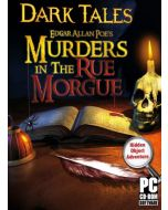 Dark Tales: Edgar Allan Poes Murders in the Rue Morgue (PC CD) (New)
