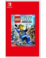 LEGO City Undercover (Nintendo Switch) (New)