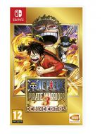 One Piece Pirate Warriors 3 Deluxe Edition (Nintendo Switch) (New)