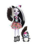 Enchantimals DYC75 Sage Skunk Doll (New)
