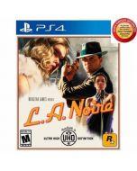 L.A. Noire (PS4) (New)