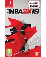 NBA 2K18 (Nintendo Switch) (New)