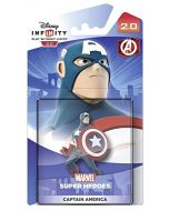 Disney Infinity 2.0 Character - Captain America Figure (PS4/PS3/Nintendo Wii U/Xbox 360/Xbox One) (New)