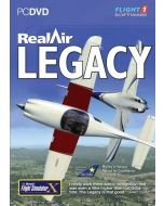 RealAir Legacy for FSX (PC DVD) (New)