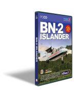 BN Islander - Add on for FSX (PC CD) (New)