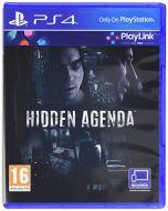 Hidden Agenda (PS4) (New)