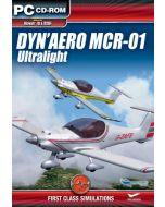 Dyn'Aero MCR-01 Ultralight (PC CD) (New)