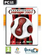 Championship Manager 2007 (PC DVD) (New)