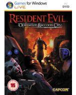 Resident Evil: Operation Raccoon City (PC DVD) (New)