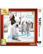 Nintendogs + Cats (French Bulldog + New Friends) (Selects) (Nintendo 3DS) (New)