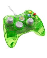Rock Candy Wired Controller - Aqualime (Xbox 360) (New)