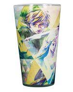 The Legend of Zelda Hyrule Colour Change Glass, Multi-Colour (New)
