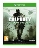 COD Modern Warfare Remastered (Xbox One) (New)