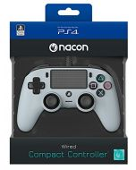 NaconController Color Edition (Grey) (PS4) (New)