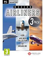 Modern Airliners Collection for FSX (PC DVD) (New)
