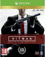 Hitman Definitive Edition (Steelbook) (Xbox One) (New)